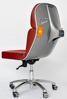 Bel & Bel によるベスパ風の椅子  欲しくない