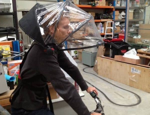 自転車通勤/通学にも「Nubrella」は最適?