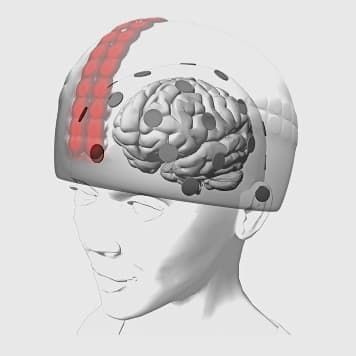 「MindRider Helmet」は装着者の脳波を感知して、