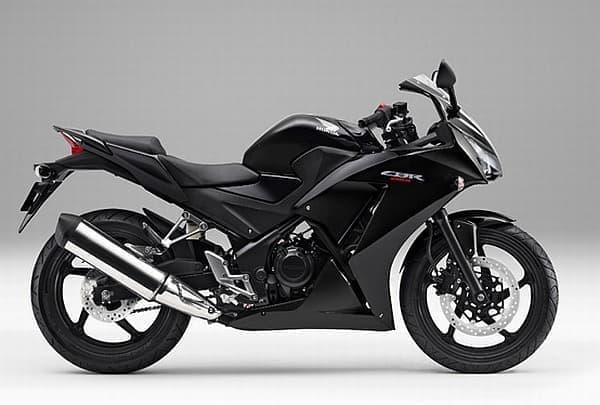 CBR250R ブラック