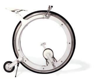 Luca Schieppati さんが2005年に発表した自転車「Cicle」  欲しい!