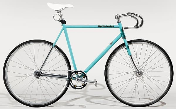 「Plume Mudguard」を取り付けた自転車  もう哀しくない