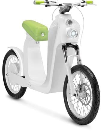 iPhone と完全に統合された電動バイク「Xkuty One」