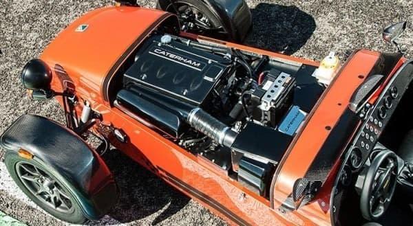 Ford 製「Duratec」エンジンを搭載