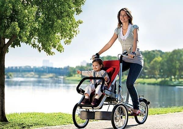 Taga Bike-Stroller は子どもを持つお母さんに、  自転車の楽しさとベビーカーの機能性を届ける