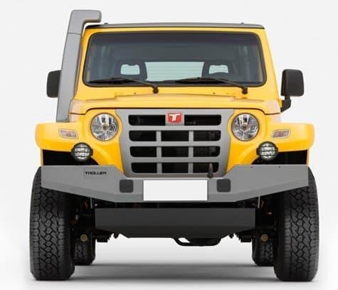 Troller T4 2014年モデル  シュノーケル、付いてます!
