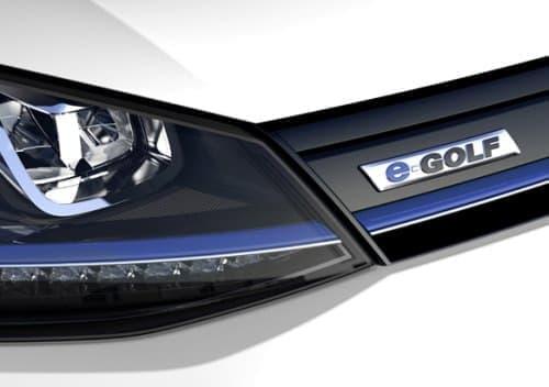 「e-Golf」は7世代目「ゴルフ」を EV 化して開発された