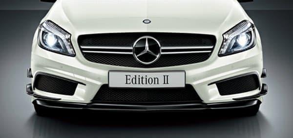 Edition II 専用エアロパーツ&ハイグロスブラックパーツ等を装備