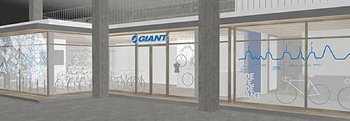 「GIANT STORE(ジャイアントストア)」も出店