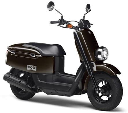 「VOX XF50D」の「ダークイエローイッシュ グレーメタリック 1」