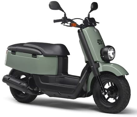 大人なグリーンがかっこいい!  「VOX XF50」の新色「グレーイッシュグリーンソリッド3」