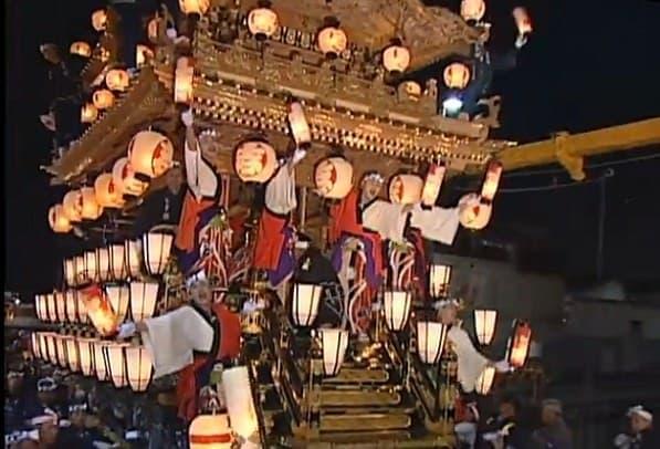日本三大曳山祭りの1つ「秩父夜祭」