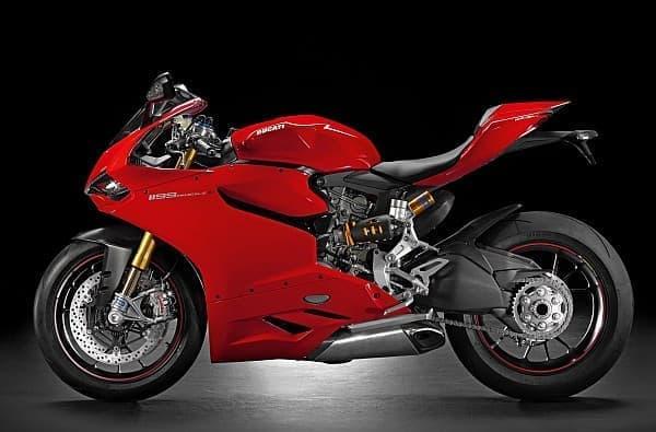 ドゥカティ のスーパーバイク「ドゥカティ 1199 パニガーレ S」