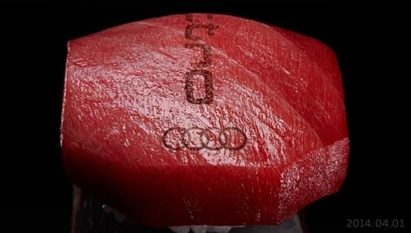 赤以外のカラ―のトロは、恐ろしくて食べられない  色味は、トロというより、赤身に近い