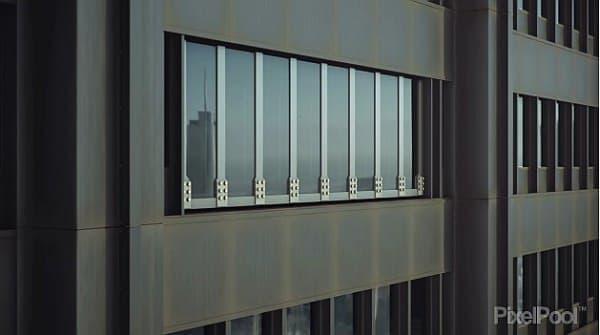 こちらは、外から見た「Tilt」 (画像出典:360°CHICAGO)