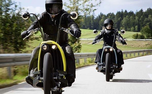 「Johammer J1」は、電動バイクによるロングライドを可能に!