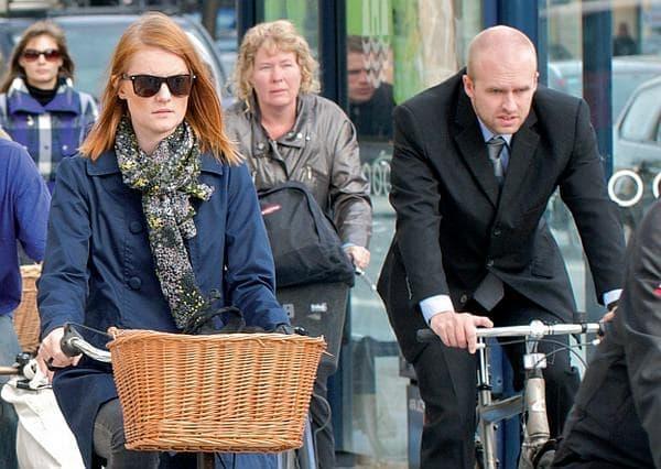 EU 加盟23か国で、自転車の販売台数が自動車を上回る