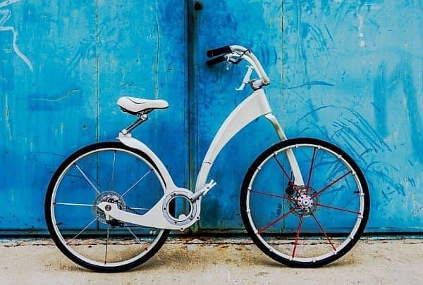 走行時のサイズは、通常の自転車と同じ