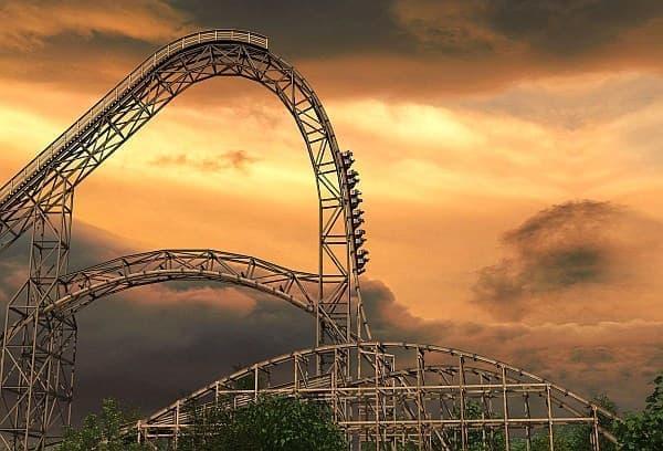 「Six Flags Great America」の新アトラクション「Goliath(ゴライアス)」