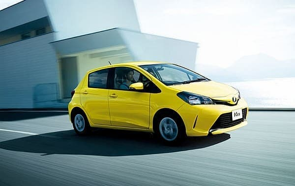 マイナーチェンジにより、走行燃費リッターあたり25.0km を実現