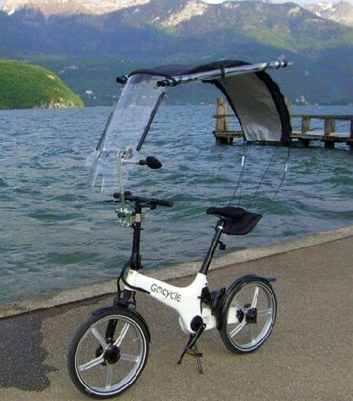 ほとんどの自転車に装着できます