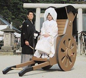 結婚式の演出にもおススメです