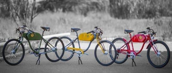 Oto Cycles がセレクト  夏におススメの「OtoK」向けカラ―リング3色