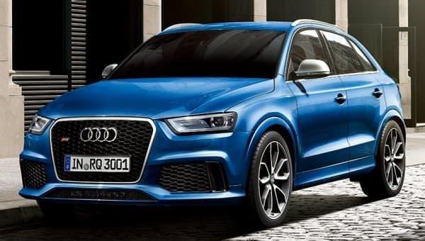 Audi RS Q3 エクステリア