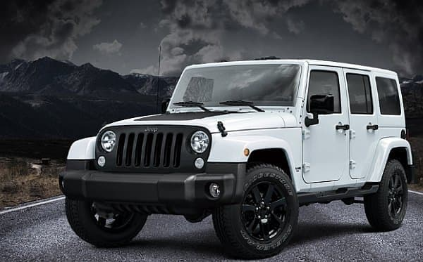 「Jeep Wrangler Unlimited(ジープ・ラングラー アンリミテッド)」の限定車  「Jeep Wrangler Unlimited Altitude」