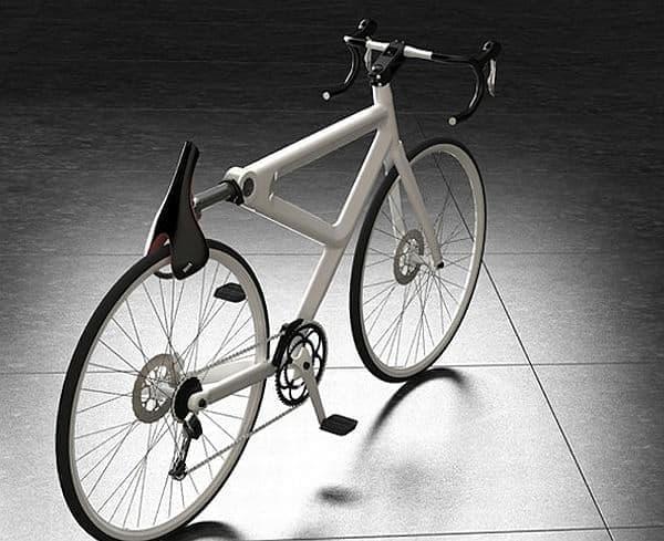 「Foolproof Bike Lock」なら、カギをなくすことはなくなる