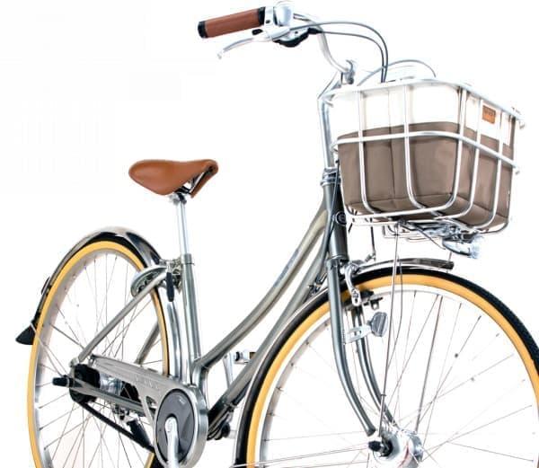 コンセプトは「一生ものの自転車」  骨格となるフルステンレスフレームと前ホークに「永久保証」を付帯