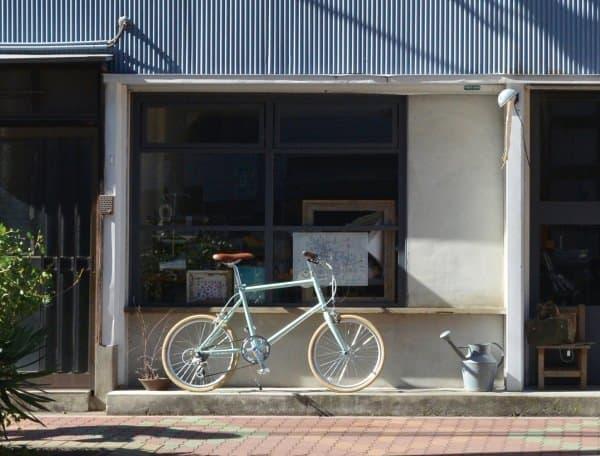 東京を走るための自転車が「トーキョーバイク」です