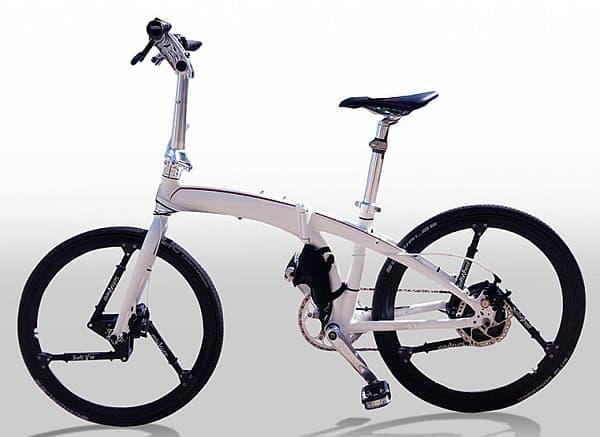 「Fluent Wheel」は、多くの自転車に取り付け可能
