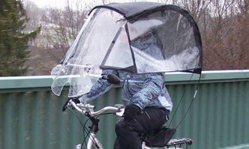 自転車を屋根付きに変えてしまう「Veltop Classic」シリーズ