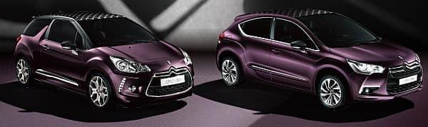 シトロエンに深紫の限定車「DS Faubourg Addict(フォーブール アディクト)」