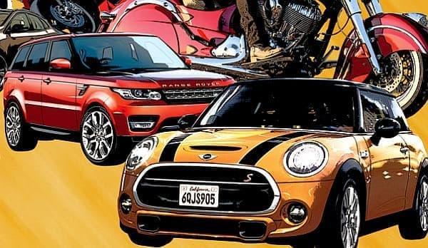 輸入車試乗会「WORLD DRIVING FESTA」、5月3日・4日・5日開催