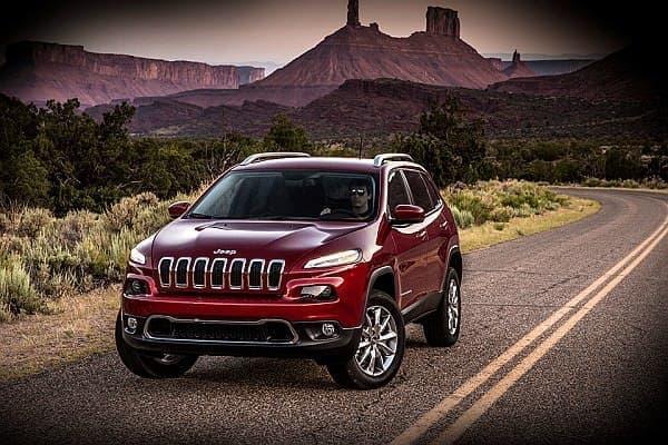 「Jeep Cherokee(ジープ・チェロキー)」新型モデル
