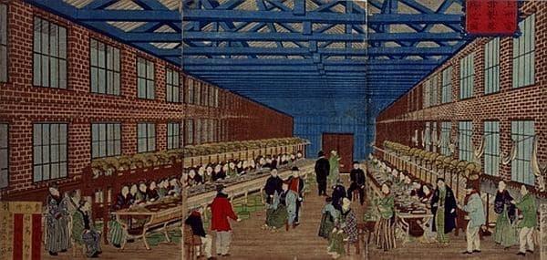 世界遺産登録が決定した「富岡製糸場」