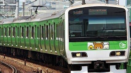あの「リラックマ電車」が鉄道模型に!
