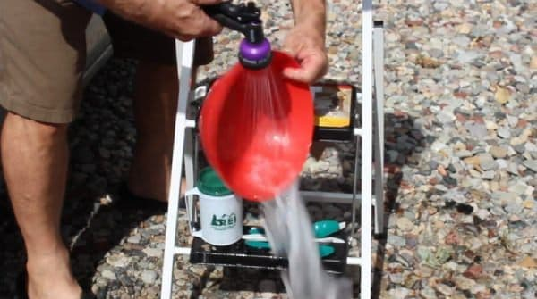 食器洗浄にも利用可能