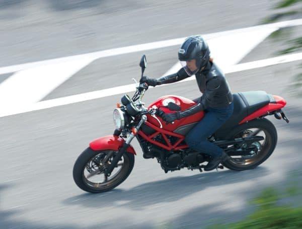 ホンダの軽二輪ロードスポーツモデル「VTR」シリーズ