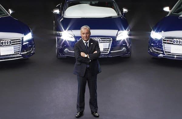 サッカー日本代表を応援する限定車「Audi × SAMURAI BLUE 11 Limited Edition」