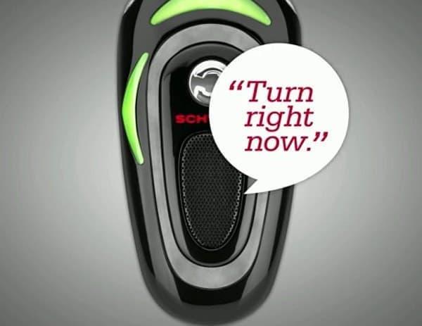 「CycleNav」は「音声ナビ機能」を搭載