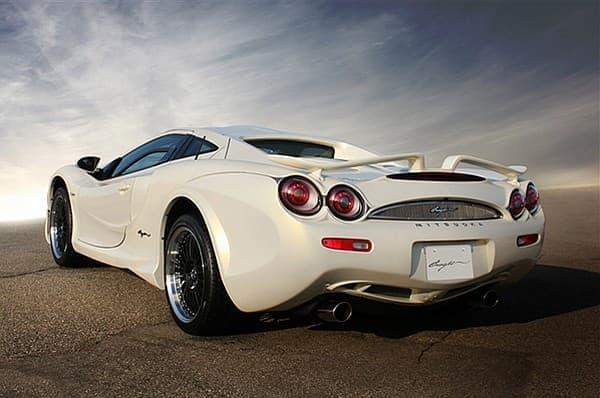 特別仕様車『ファイナル オロチ』は、5台限定での販売