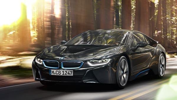 BMW i8(アイエイト)