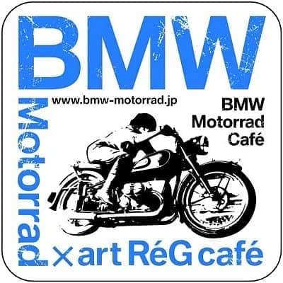 BMW Motorrad Cafe のロゴ