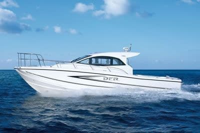 外洋型フィッシングボート「DFR」