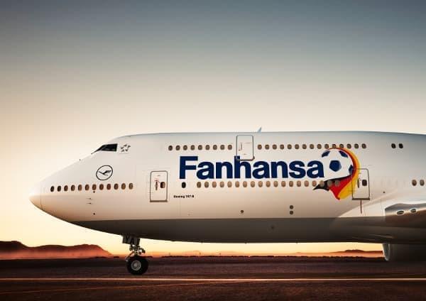 Fanhansa(ファンハンザ)のロゴ