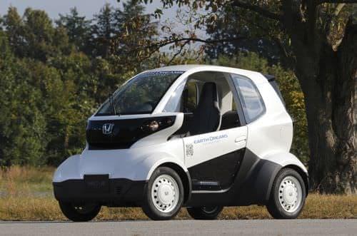 超小型 EV「MC-β」
