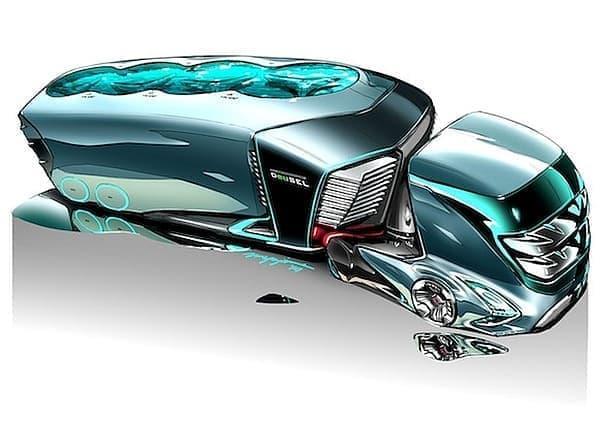 次世代型バイオディーゼル燃料を積んだ車が走る未来も近い!